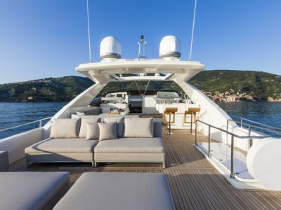 Super Yacht Upholstery