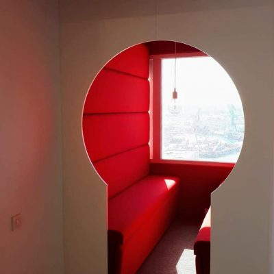 Cool Office Booth