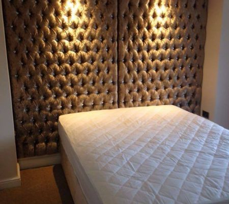 Chesterfield Wall Panel