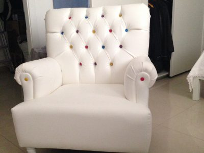 Cottage Retro Armchair
